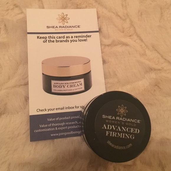 Advanced firming cream by Shea radiance Boutique