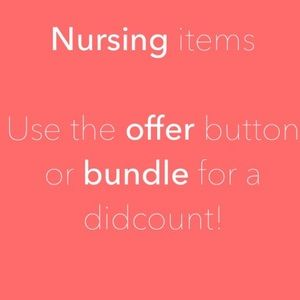 Tops - Nursing bras, tops and dresses