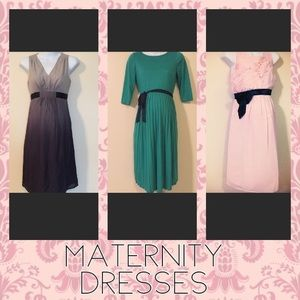 Maternity dresses 👗 below!