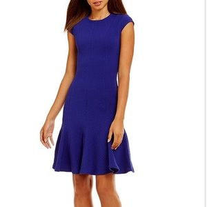Calvin Klein Dresses & Skirts - Gorgeous Calvin Klein Fit & Flare Dress