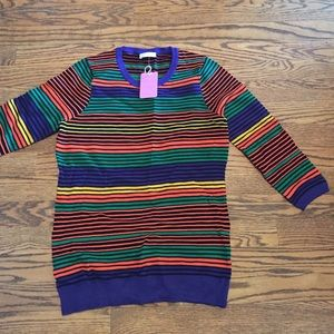 Shoshanna Sweaters - Brand new Shoshanna multi color sweater
