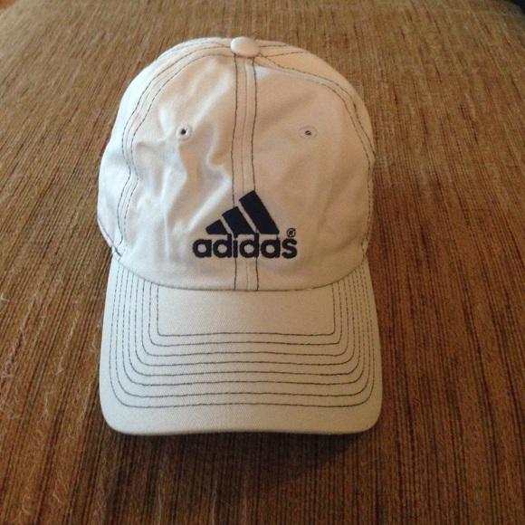 Adidas Accessories - Adidas khaki  tan baseball hat cap 4804c8ef848