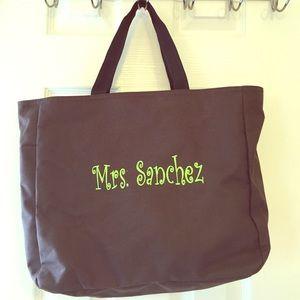Host Pick!! Monogram tote bag