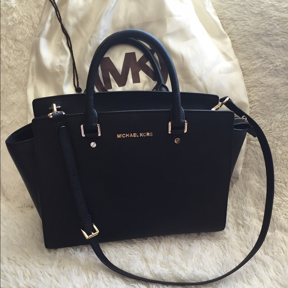 76e574f67e9 Michael Kors Bags   1 Day Sale Selma Mk Sophisticatedclassic Bag ...