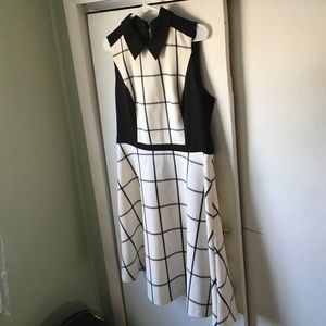 Ann Taylor Dresses & Skirts - Ann Taylor Loft Grid Plaid Dress