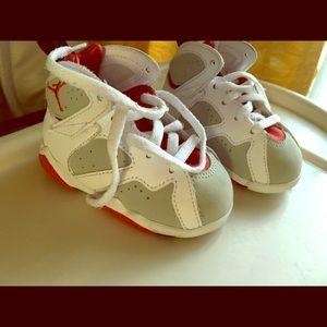 off Jordan Other Jordan 6 toddler size 5c from