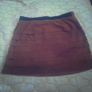 Joie suede skirt donating 5/21