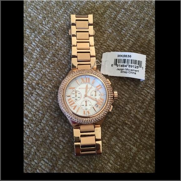 8724123d162 Michael Kors watch MK-5636