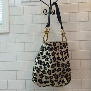 Anteprima-Nueve Leopard Bag