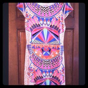 Mara Hoffman jersey printed dress