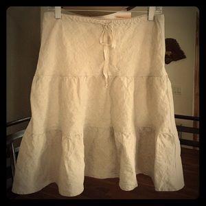 Allen Allen Dresses & Skirts - Linen A-line Skirt