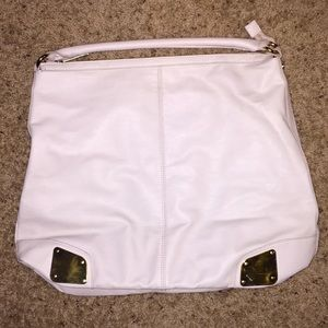 White H&M Bag
