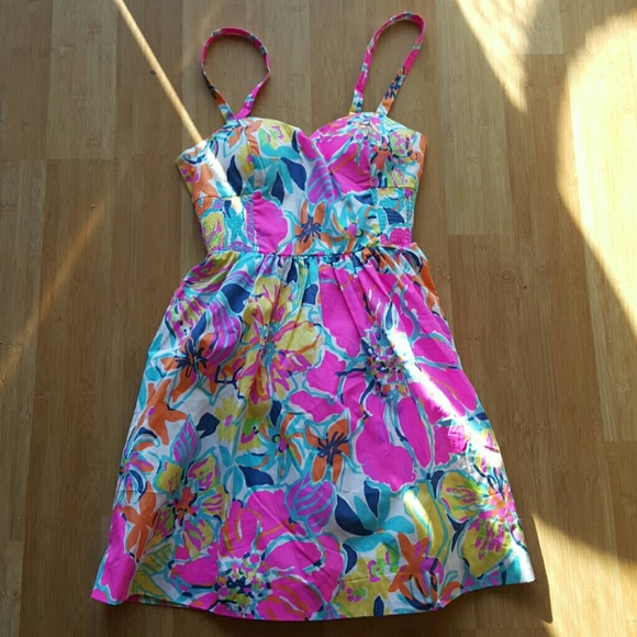 Lilly Pulitzer Dresses - Lilly Pulitzer Christine  dress new w tags