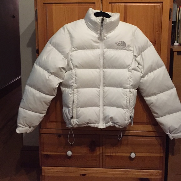 daf2ad40ac4 The North Face Jackets & Coats | North Face Xs 700 White Womens Down ...