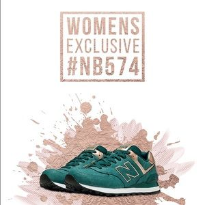 new balance rose gold precious metals