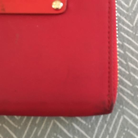 kate spade Bags - Red Kate spade Wallet