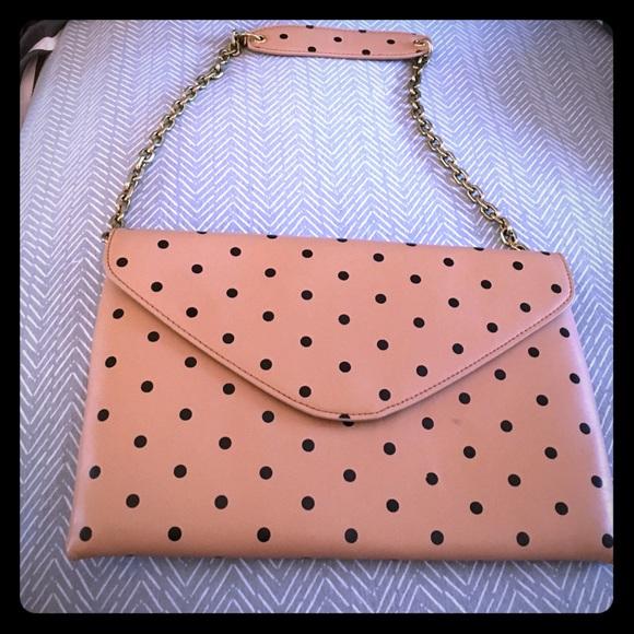J. Crew Handbags - Polka dot jcrew bag-reserves in bundle