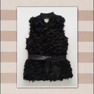 Fabulous faux fur vest💞💞