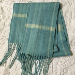 Ann Taylor cashmere scarf