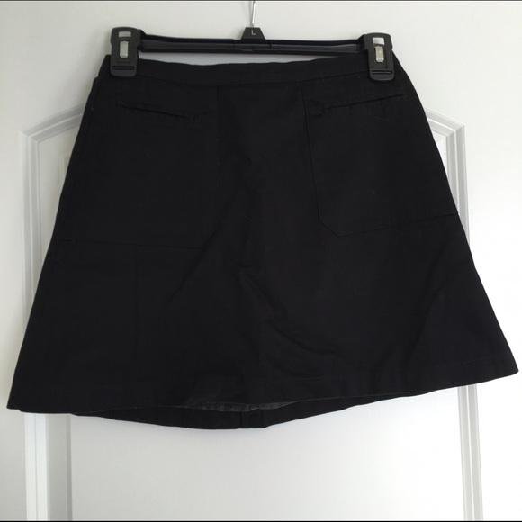 h m hp h m a line mini skirt from s closet on poshmark