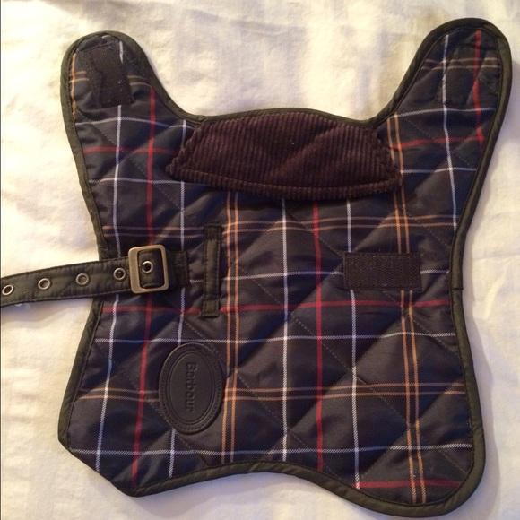 barbour dog coat xs