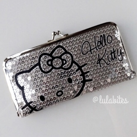10c88dd79 Sanrio Bags   Hello Kitty Sequin Wallet   Poshmark