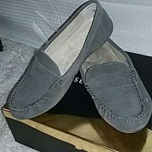 """Merona"" suede loafers"