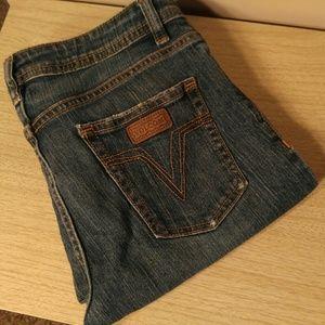 *Volcom*  Capri jeans