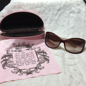 Juicy Couture Accessories - Authentic Juicy Couture Shades of Couture-Like New