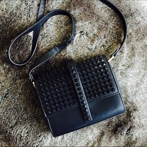 Zara Handbags - Studded Zara crossbody bag, LIKE NEW