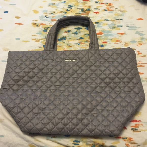 3ca97875d5 Gently used MZ Wallace large metro tote. M 56c20815b4188ea47506622f