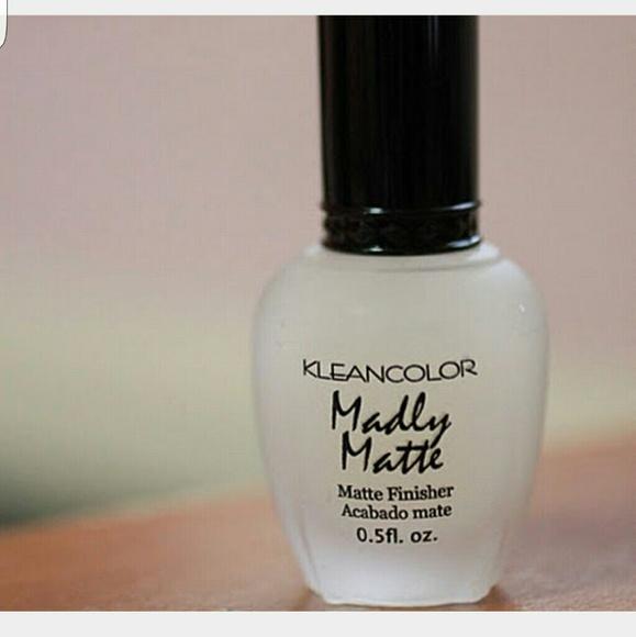 Makeup   Matte Nail Polish Finisher   Poshmark