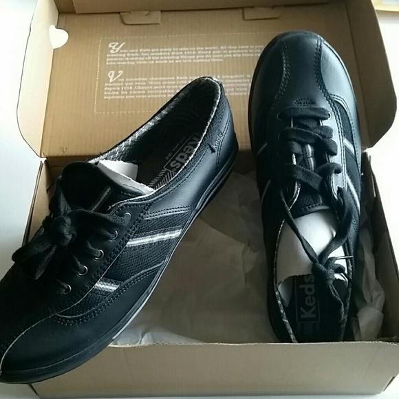 618057991e4 Keds Women's Emblaze Lace-Up Sneaker black 7 NWT