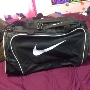 Nike duffel bag large