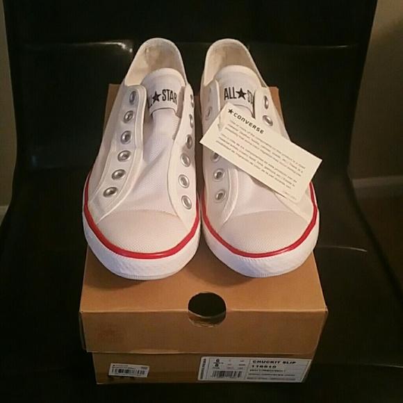 1d0203a0a65b Converse Chuckit mesh slip on sneakers