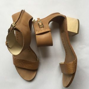 Dolce Vita Shoes - Nude Dolce Vita sandals