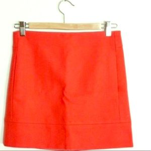 ✨☝🏽LST CHCE✨NWT J.CREW FELTED WOOL MINI SKIRT 4