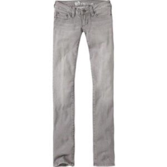 PacSun Denim - Skinny white denim jeans