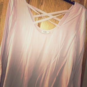 Criss cross dress!!!
