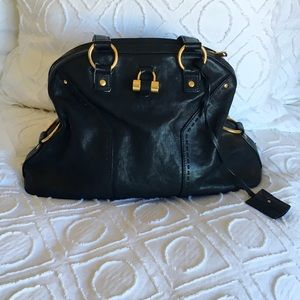 89% off Yves Saint Laurent Handbags - Authentic YSL muse bag from ...