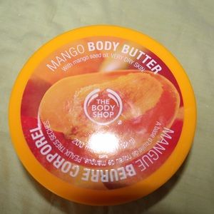 Mango Body Butter from the body shop