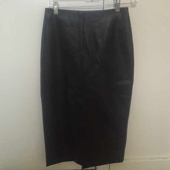 50 topshop dresses skirts black leather fitted