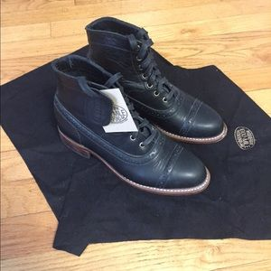 Wolverine Evelyn boots 1000 mile boots