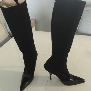 manolo blahnik boots 41