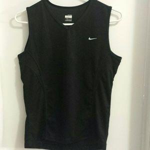 Nike sleeveless workout shirt