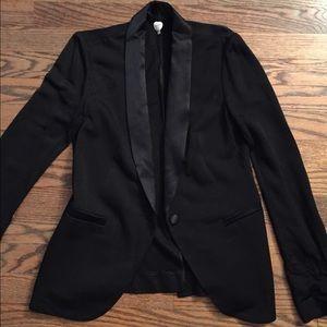 IAN Jackets & Blazers - Tuxedo black blazer