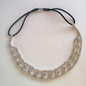 Accessories - Crystal rhinestone headband