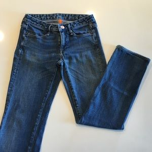 Earnest Sewn blue jeans