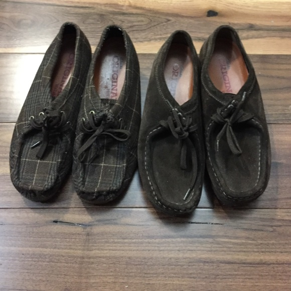 Pair Of Clarks Shoes Photos & Pair Of Clarks Shoes Images