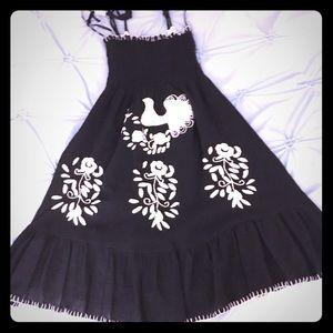 Vava by Joy Han Dresses & Skirts - VaVa by Joy Han Adorable Smocked Dress XS